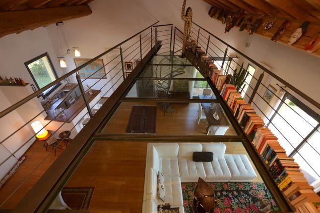 Mezzanine of Aulla, Massa And Carrara, Tuscany, Italy