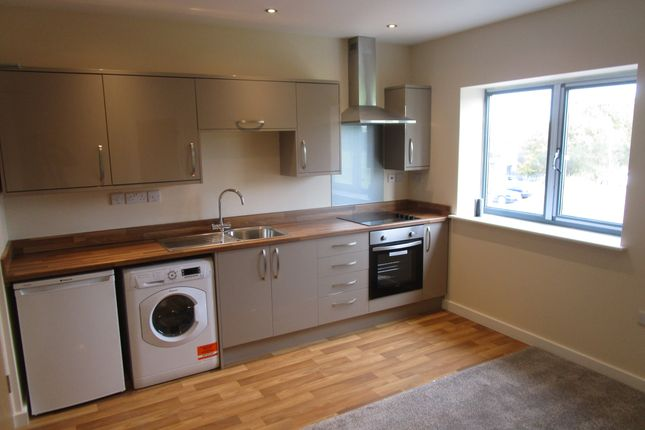 Thumbnail Flat to rent in Oulton Range Apartments, Oulton Hall Grounds, Rothwell Lane, Leeds