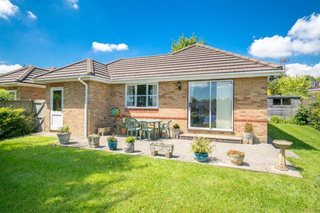 Thumbnail Detached bungalow for sale in Holms Close, Heathfield