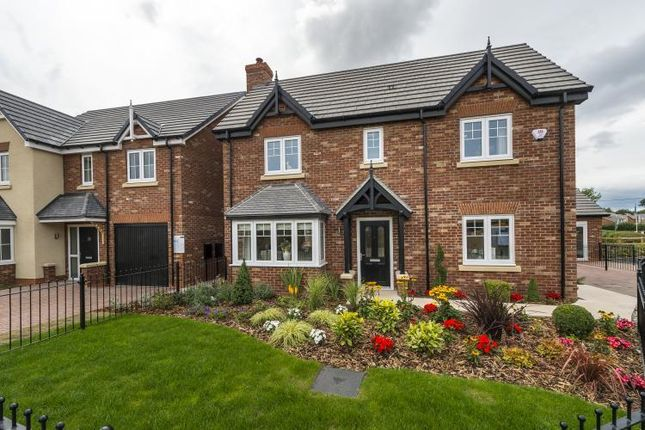Thumbnail Detached house for sale in Off Shrewsbury Rd, Hadnall