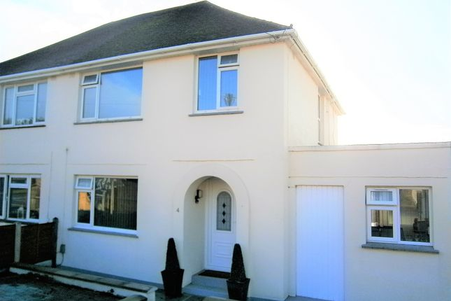 Thumbnail Semi-detached house for sale in Guest Road, Upton