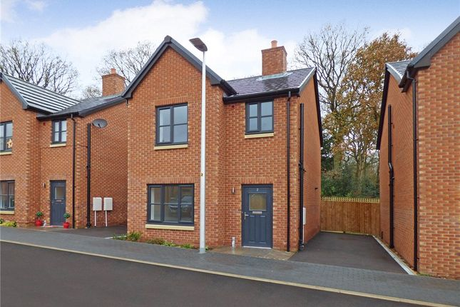 Thumbnail Detached house for sale in Red Campion Close, Runcorn, Cheshire