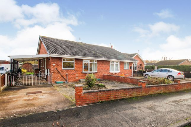 Thumbnail Semi-detached bungalow for sale in Cotswold Road, Thorne, Doncaster