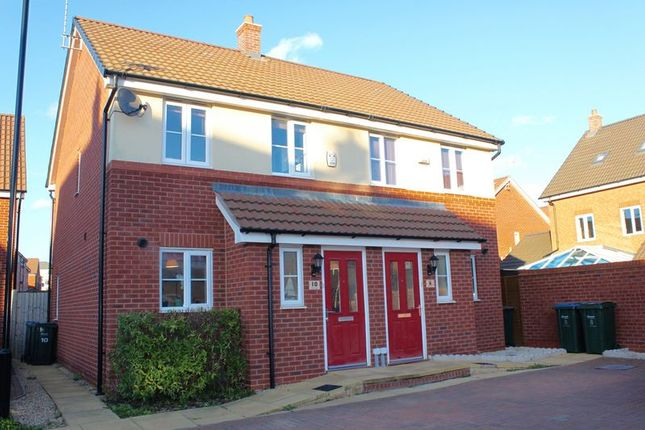 Thumbnail Semi-detached house to rent in Cadet Close, Coventry