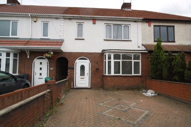 Thumbnail Terraced house for sale in Saltwells Road, Netherton, Dudley