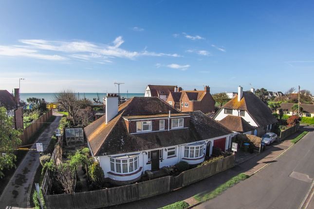 Thumbnail Detached house for sale in Culver Road, Felpham