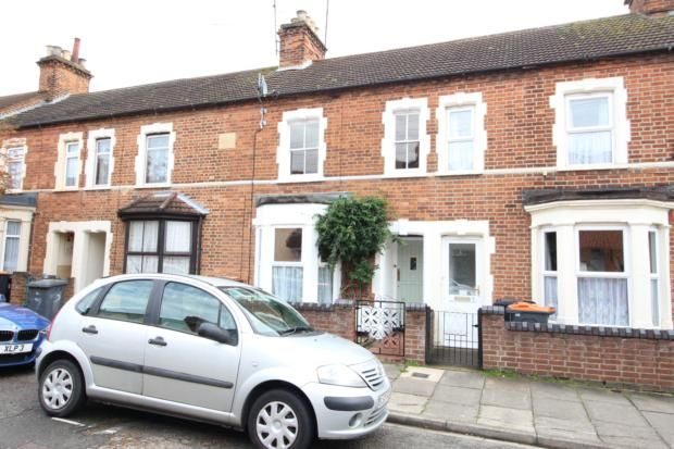 Thumbnail Terraced house to rent in Palmerston Street, Bedford