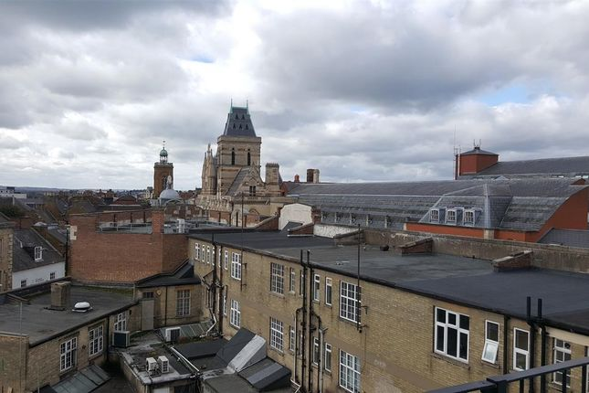 Balcony of St Giles Street, Northampton NN1