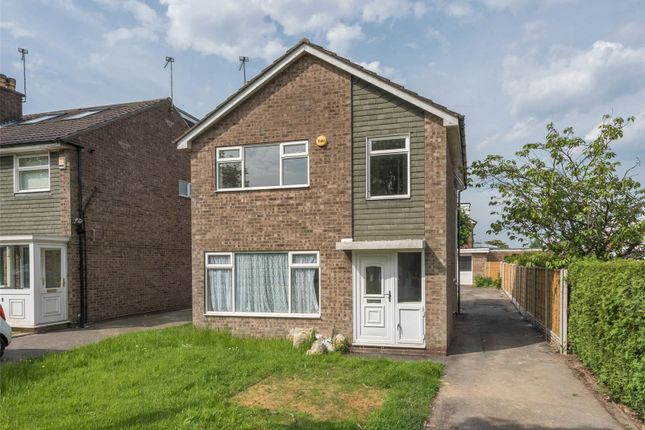 Thumbnail Detached house to rent in Sunningdale Avenue, Alwoodley, Leeds, West Yorkshire