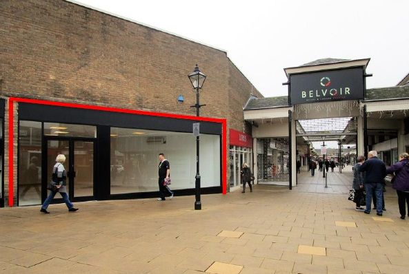 Thumbnail Retail premises to let in Unit 21B Belvoir Shopping Centre, Coalville, Coalville