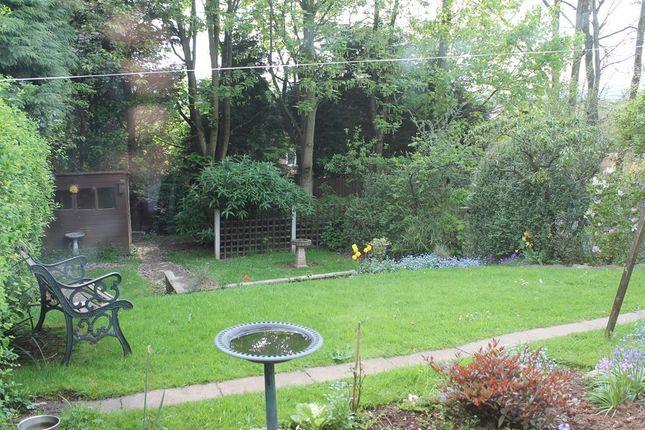 Garden of Elmbank Grove, Handsworth Wood, Birmingham B20