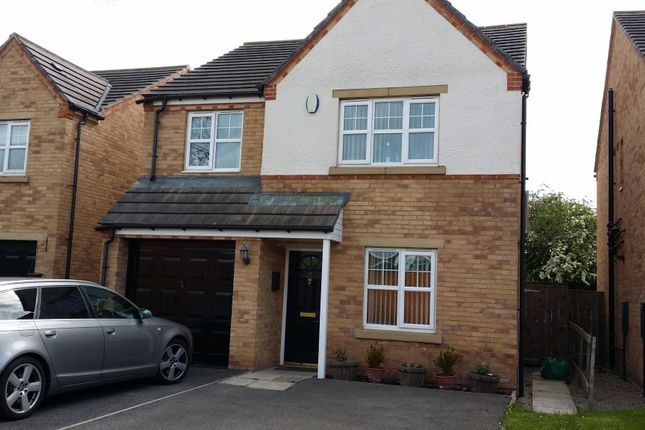 Thumbnail Detached house to rent in Lartington Way, Eaglescliffe, Stockton-On-Tees