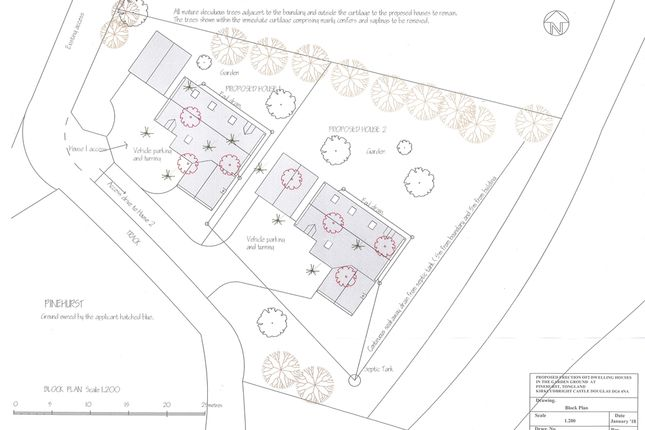 Thumbnail Land for sale in Tongland, Kirkcudbright