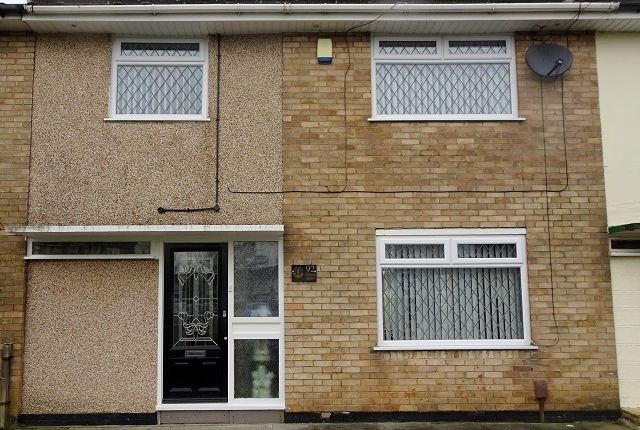 Thumbnail Terraced house for sale in Stonedale Crescent, Liverpool