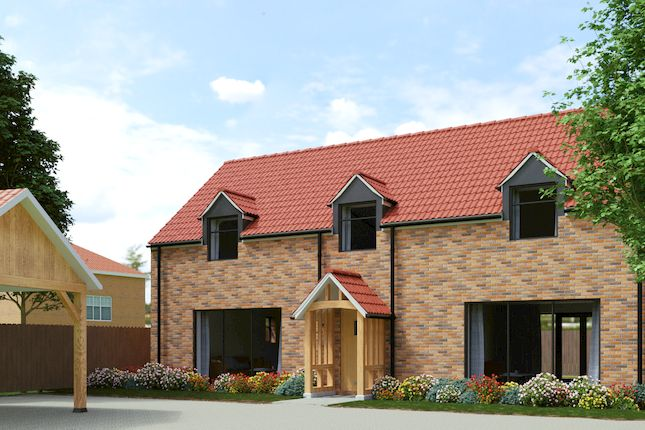 Thumbnail Detached house for sale in South Back Lane, Tollerton, York