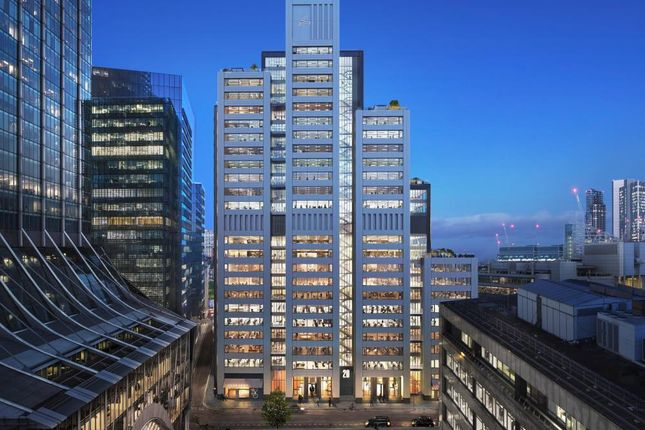 Office to let in Ropemaker Street, London