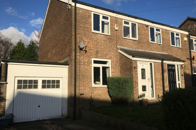 Thumbnail Semi-detached house for sale in Peter Street, Hadfield, Glossop