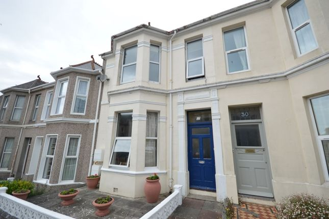 Thumbnail Flat for sale in Westbourne Road, Peverell, Plymouth
