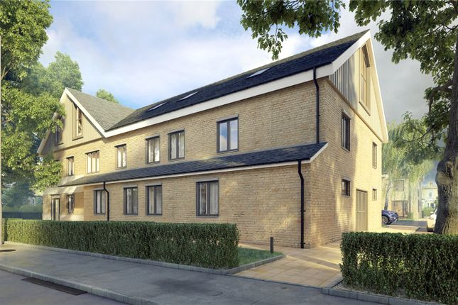 Thumbnail 2 bed flat for sale in St John's Mews, St John's Crescent, York