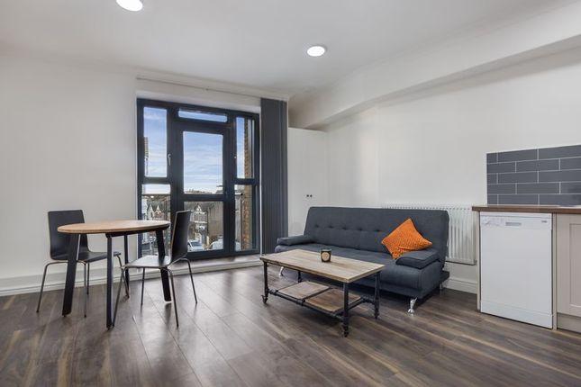 Thumbnail Flat to rent in Goodmayes Road, Goodmayes