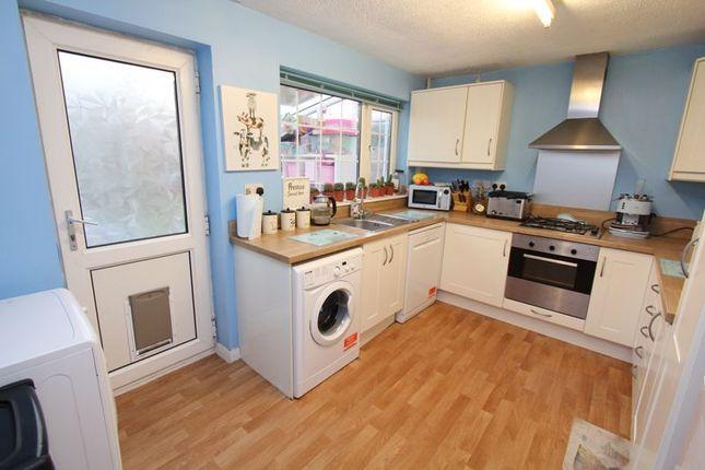 Kitchen of Smeaton Close, Rhoose, Barry CF62