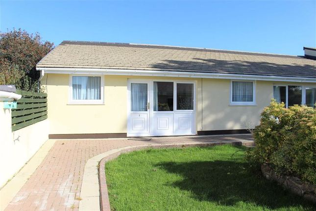 Thumbnail Property for sale in Meadowside Holiday Bungalows, Clay Park, Manorbier