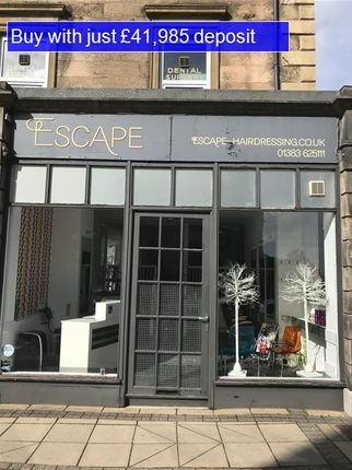 Thumbnail Commercial property for sale in East Port, Dunfermline