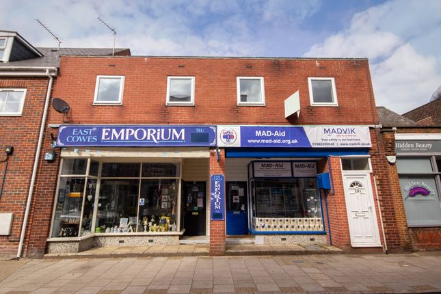 Thumbnail Flat to rent in York Avenue, East Cowes, Isle Of Wight