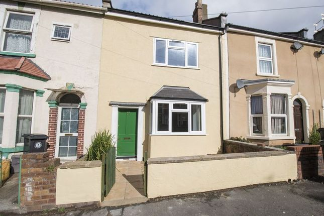 Thumbnail Terraced house for sale in Co-Operation Road, Easton, Bristol