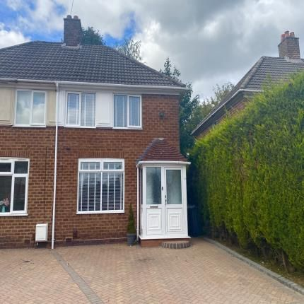 Thumbnail Semi-detached house for sale in Orpington Road, Great Barr, Birmingham