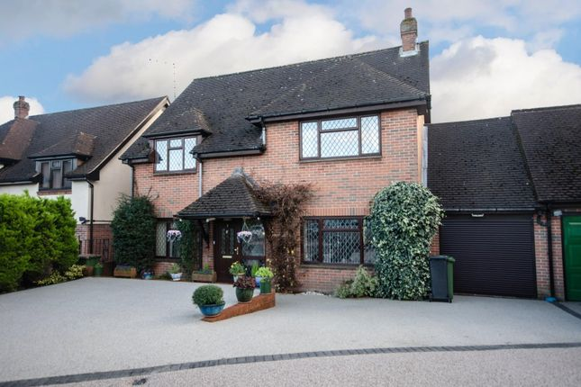 Thumbnail Detached house for sale in Culvery Gardens, West End, Southampton