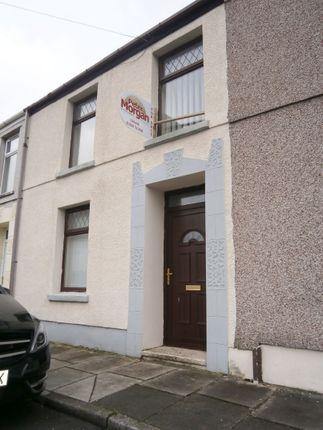 Thumbnail Terraced house to rent in Pen Y Fon Street, Llanelli