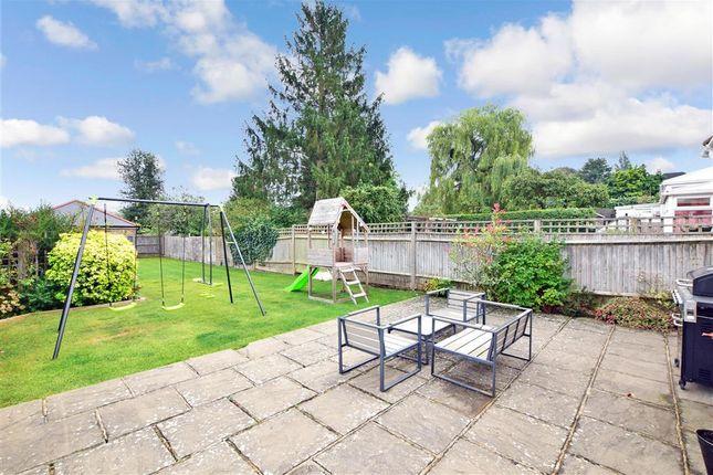 Rear Garden of Linton Road, Loose, Maidstone, Kent ME15