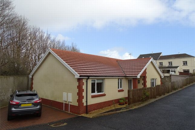 Thumbnail Detached bungalow for sale in 6 Llandafen Farm, Pemberton, Llanelli, Carmarthenshire