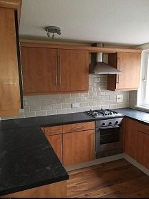 Thumbnail Flat to rent in East Broomlands, Irvine, North Ayrshire