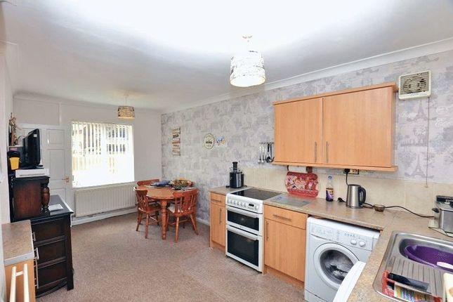 Thumbnail End terrace house for sale in Greenbank Close, Trimdon Station, Durham