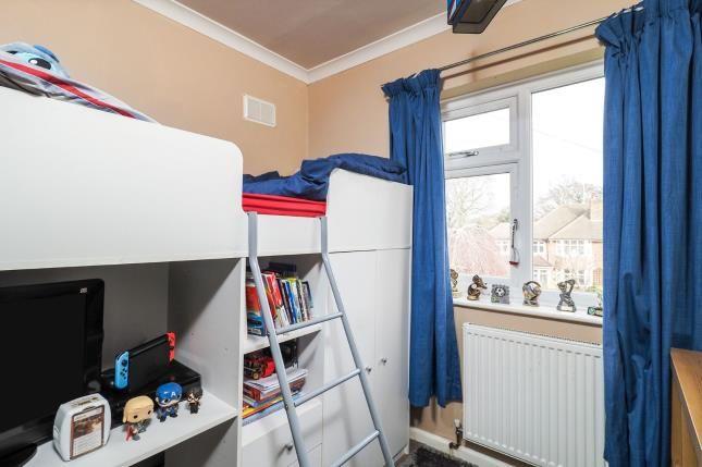 Bedroom Three of Charlecote Drive, Wollaton, Nottingham, Nottinghamshire NG8
