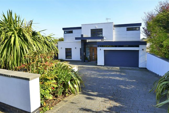 Thumbnail Detached house for sale in Dumpton Park Drive, Broadstairs