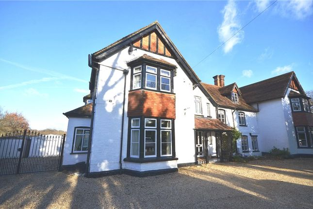 Thumbnail End terrace house for sale in Yateley Grange, Potley Hill Road, Yateley