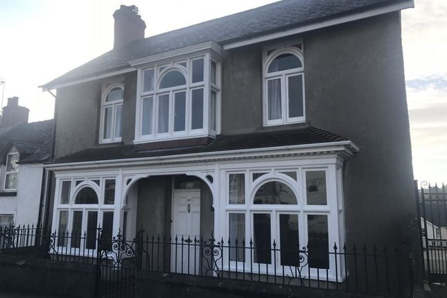 Thumbnail Terraced house to rent in Main Street, Pembroke, Pembrokeshire