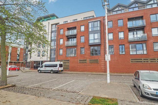 Thumbnail Flat for sale in Railway Street, Hull