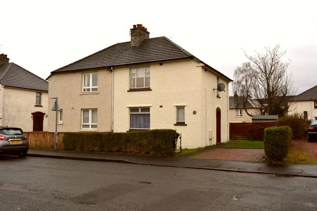 Thumbnail Semi-detached house to rent in Stark Avenue, Camelon, Falkirk