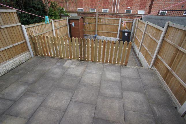 Garden (Main) of New Tythe Street, Long Eaton, Nottingham NG10