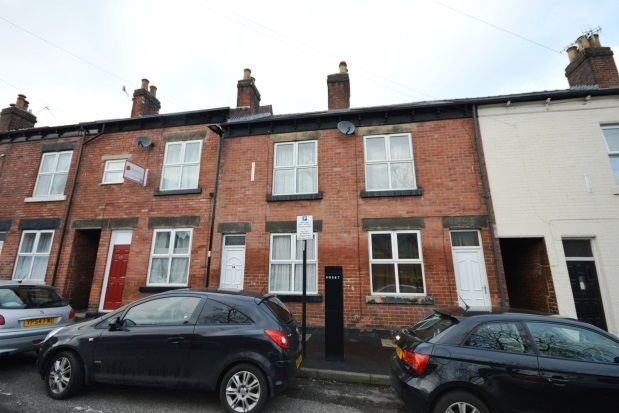 Thumbnail Shared accommodation to rent in Eastwood Road, Ecclesall Road