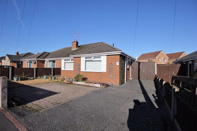 2 bed semi-detached bungalow for sale in Bridgenorth Road, Pensby, Wirral CH61