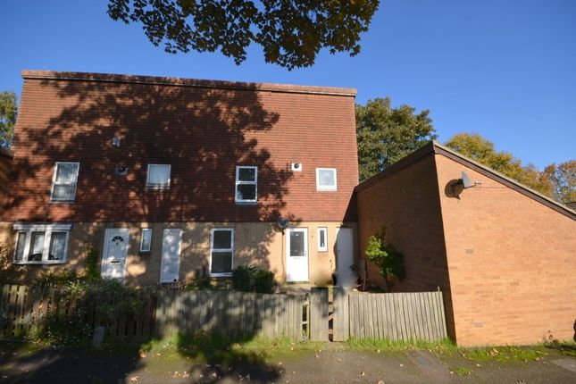 Thumbnail 3 bed terraced house to rent in Normead Square, Ecton Brook, Northampton