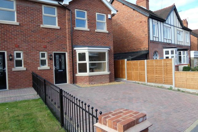 Thumbnail Semi-detached house to rent in Marchant Road, Compton, Wolverhampton, West Midlands