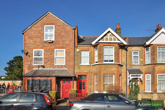 Thumbnail Terraced house for sale in Percy Road, North Finchley, London