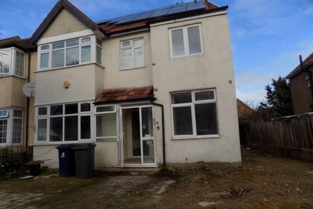 Thumbnail Semi-detached house to rent in Garrick Road, Greenford