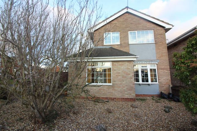 Thumbnail Detached house for sale in Batten Close, Meir Park, Stoke-On-Trent